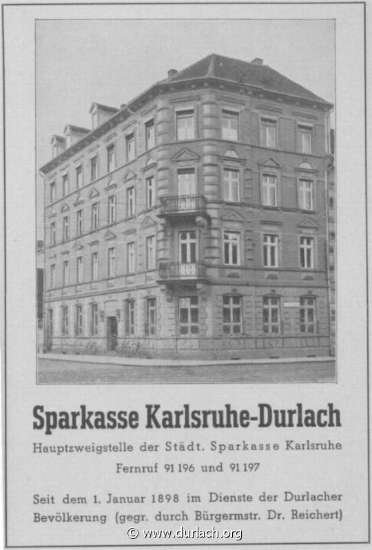 Sparkasse Durlach