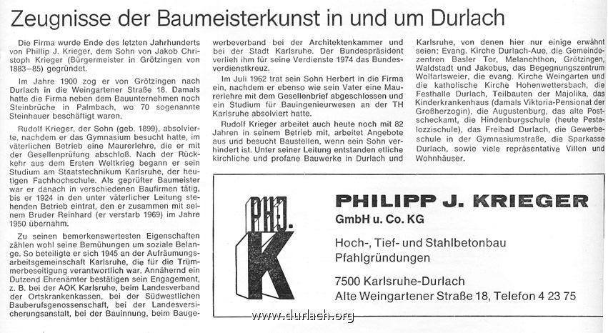 Baufirmen Karlsruhe a krieger jpg